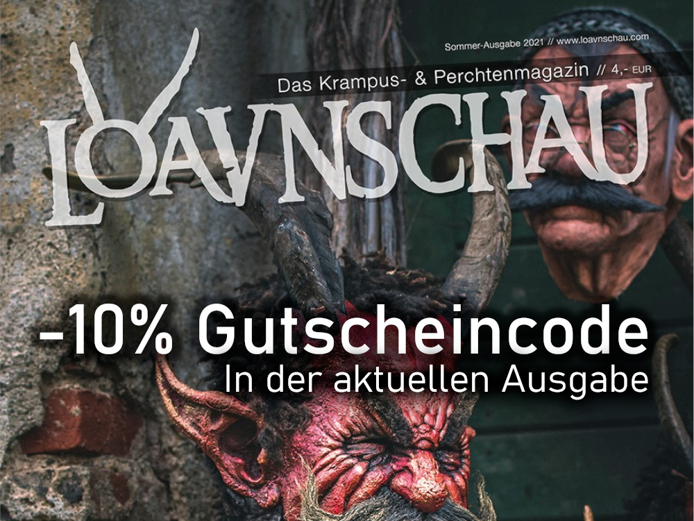 -10% Gutscheincode in der Loavnschau